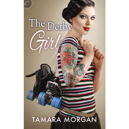 The Derby Girl audiobook cover art