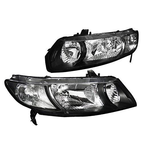 06 civic coupe headlights - 5