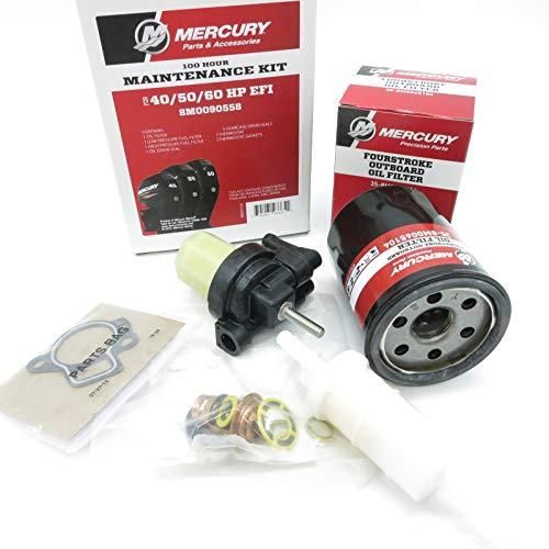 Mercury Maintenance Kit 40, 50 & 60 PS auch EFI 100 Stunden Wartungsset