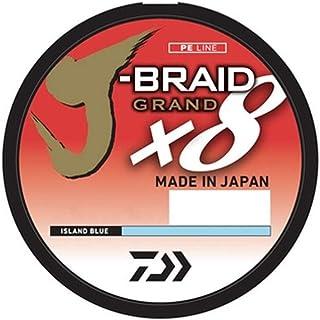 Daiwa J-Braid Grand X8 3000 yd Spool Fishing Line