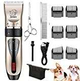 Best Pet Clippers - Yabife Dog Clippers, USB Rechargeable Cordless Dog Grooming Review