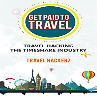 Get Paid to Travel audiobook cover art