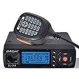RF Elettronica - BaoJie BJ-218 Ricetrasmettitore Veicolare Dual Band VHF/UHF 144/430 MHz 25W