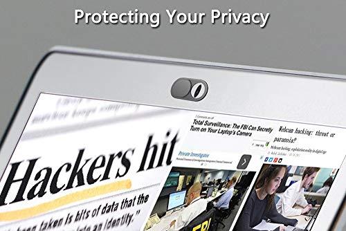 imluckies Webcam Abdeckung | Webcam Cover Slider für MacBook Pro, MacBook air, Laptop, iMac, iPad, PC, iPhone, Kamera Abdeckung | Web Camera Cover • Schutz vor Hackern [2 Stück]