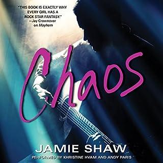 Chaos                   De :                                                                                                                                 Jamie Shaw                               Lu par :                                                                                                                                 Khristine Hvam,                                                                                        Andy Paris                      Durée : 10 h et 19 min     Pas de notations     Global 0,0