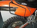 Soporte alforjas específico para KTM LC4 620/640 Adventure