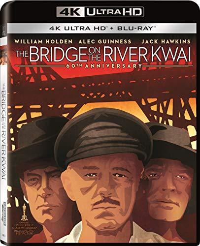 Die Brücke am Kwai (englische Version) Sonderausfertigung zum 60. Jahrestag (4K Ultra HD + Blu-ray + Digital)