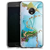 DeinDesign Coque en Silicone Compatible avec Motorola Moto G5 Plus Étui Silicone Coque Souple Utart...