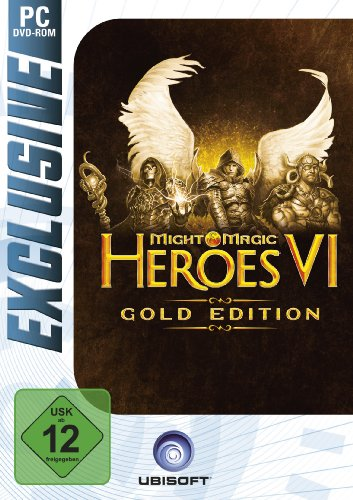 Might & Magic: Heroes 6 Gold Edition [Ubisoft Exclusiv] - [PC]