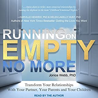 Running on Empty No More audiobook cover art
