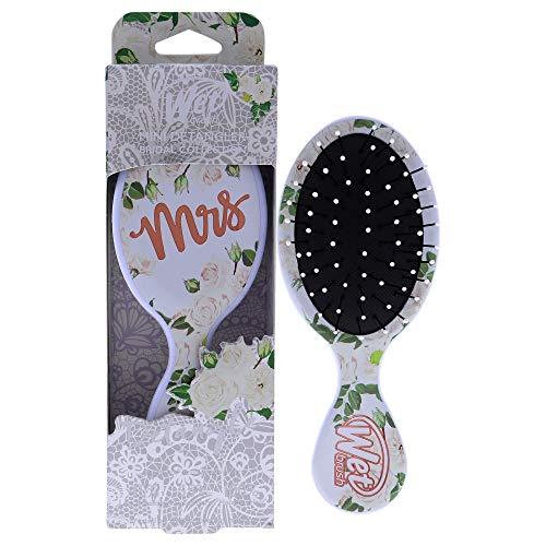 Wet Brush Mini Brosse de Mariée Démêlante Mrs pour Unisexe 1 Unité