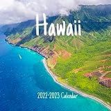 Hawaii 2022-2023 calendar: Hawaii 2022 wall Calendar, Office Calendar, 18 Months.