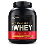 Optimum Nutrition Gold Standard 100% Whey Proteine in Polvere con Proteine Isolate, Aminoa...
