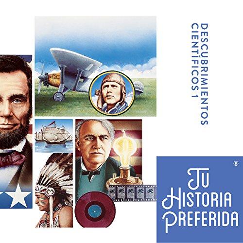 Descubrimientos Cientificos 1 [Scientific Discoveries 1 (Texto Completo)] audiobook cover art