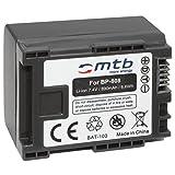 Batería BP-808 para Canon LEGRIA FS22, FS36, FS37, FS46, FS200, FS305