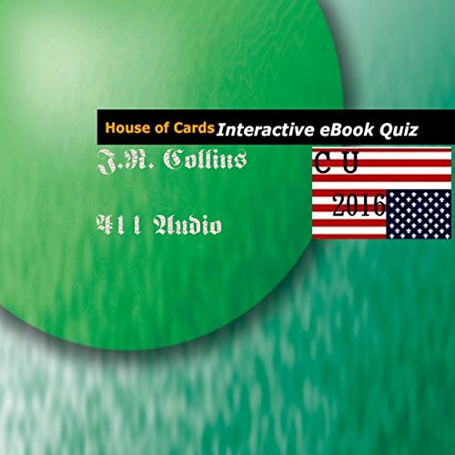 House of Cards Trivia: Best Extracts from House of Cards Interactive Quiz audiobook cover art