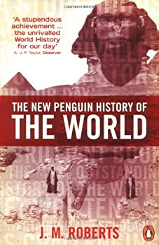 Paperback The New Penguin History of the World Book