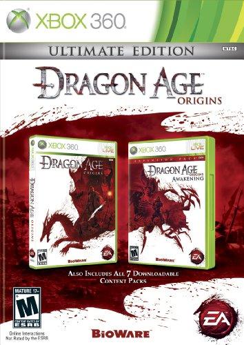 Electronic Arts Dragon Age Origins - Juego (Xbox 360, Xbox 360, RPG (juego de rol), M (Maduro), Xbox 360)