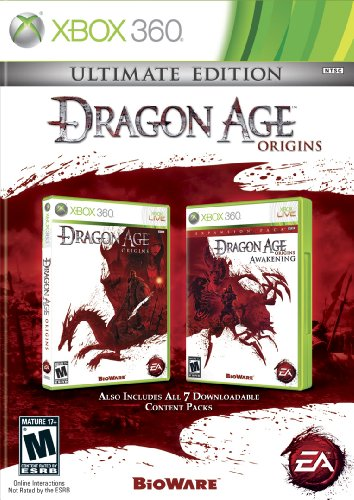 Dragon Age Origins: Ultimate Edition - Xbox 360 by Electronic Arts