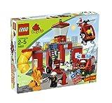 Stazione LEGO Duplo Legoville Fuoco (5601)