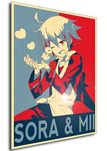 Instabuy Poster - Propaganda - How to Keep a Mummy - Miira no Kaikata - Sora & MII A3 42x30