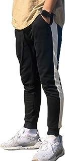 [At Marvelous] ジョガーパンツ ライン スウェットパンツ ジャージ スエットパンツ ST/No25001