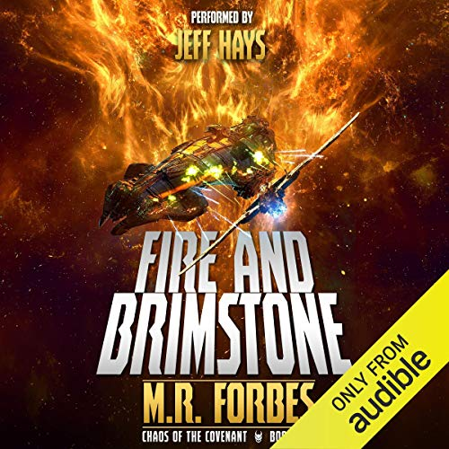 Fire and Brimstone cover art