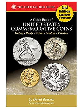 A Guide Book of United States Commemorative Coins 2nd Edition  The Official Red Book