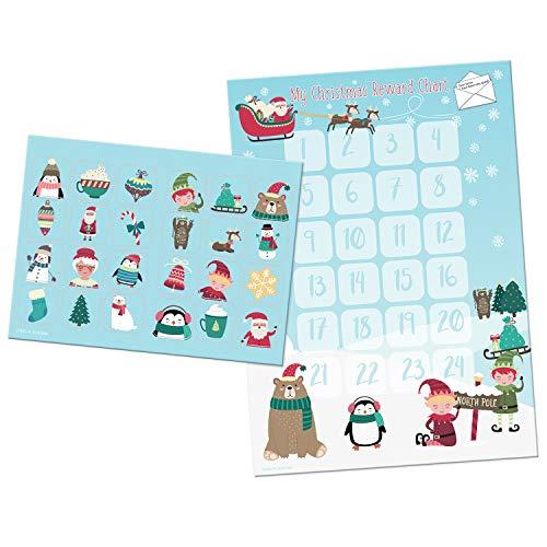 Paper Projects 01.70.30.008 Belohnungstafel und Aufkleber