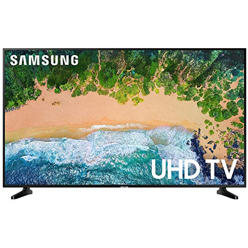 Samsung Smart TV 65' 4K UHD UN65NU6590FXZA (Renewed)