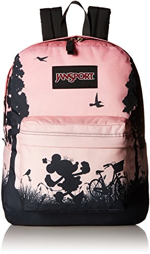 Jansport 3BB2 Women's Disney High Stakes, Disney Super Cute Minnie - OS
