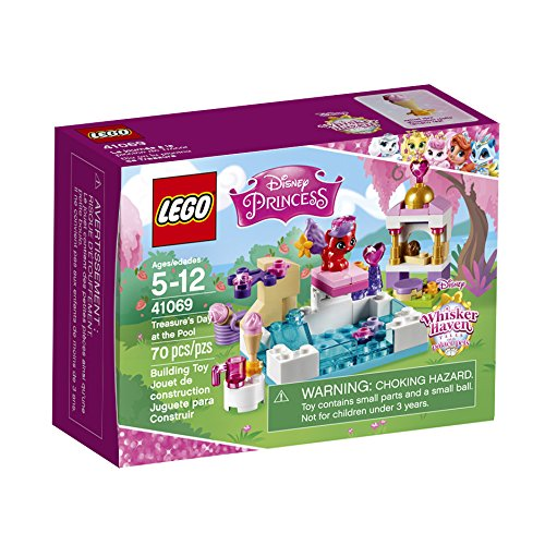 LEGO Disney Princess Treasure's Day at the Pool 41069 by Disney