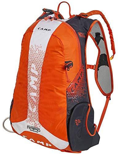 CAMP Zaino da Sci Rapid Racing, Arancione, 20L