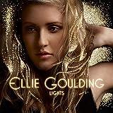 The Burning Desire Poster, Ellie Goulding Lights, gerollt,