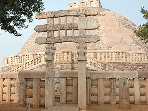 Great Stupa at Sanchi