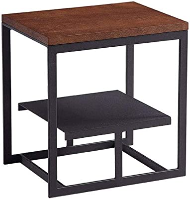 Amazon Com Ikea Rissna Nesting Tables Set Of 2 Beige