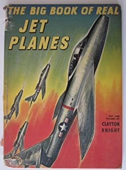Hardcover the big book of real jet planes Book
