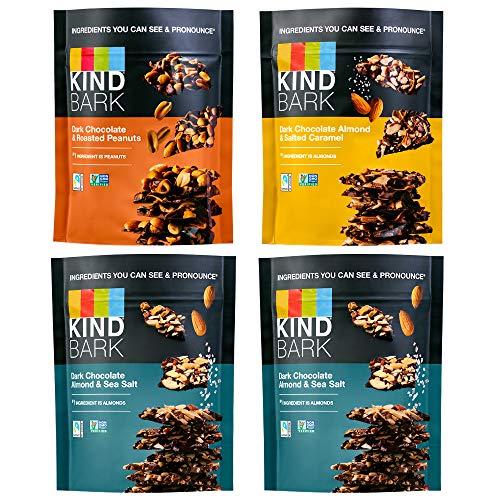 KIND BARK Variety Box, 3.6-oz. Bags, 4-Count Box