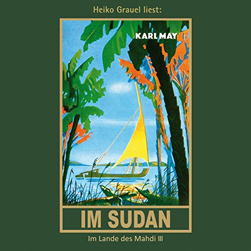 Im Sudan audiobook cover art