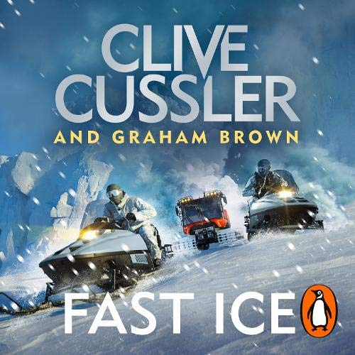 Fast Ice cover art