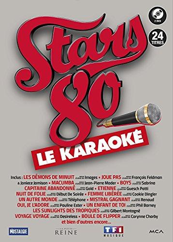 Coffret 2 DVD Stars 80