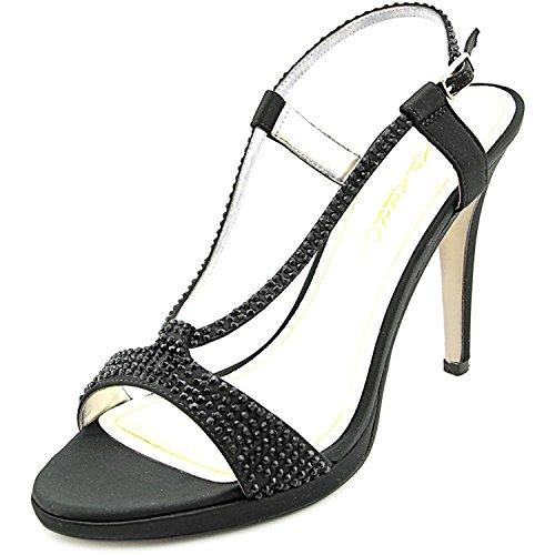 Caparros Women's Horizon Dress Sandal,Black,5.5 M US