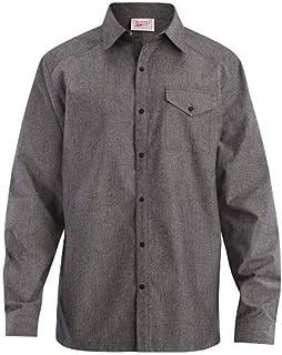 Dakine Men's Webster Chambray Shirt, Black, Small