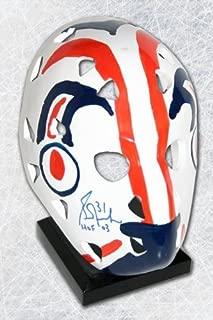 Grant Fuhr Edmonton Oilers Autographed Replica 6