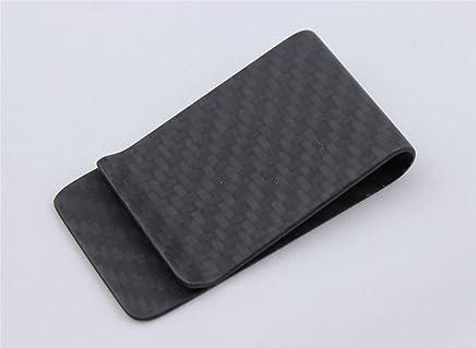Carbon Faser Geld Clip mit Karte Halter B�robedarf Office Products Business Kreditkarte Cash Brieftasche Matt : B�robedarf & Schreibwaren