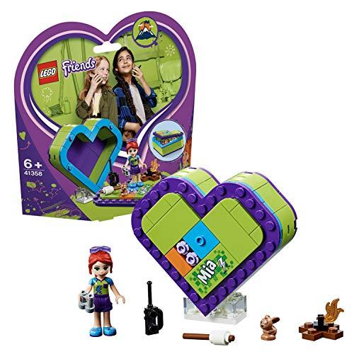 Lego 41358 Friends Mias Herzbox, bunt