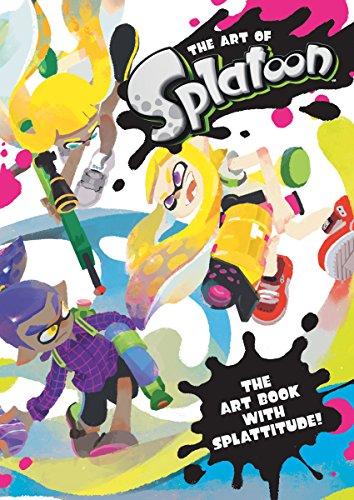 The Art of Splatoon (English Edition)