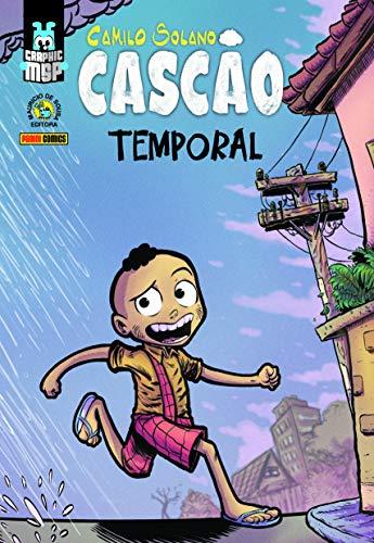 Graphic Msp: Cascão - Temporal