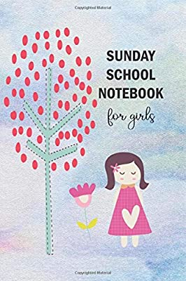 Sunday School Notebook for Girls
