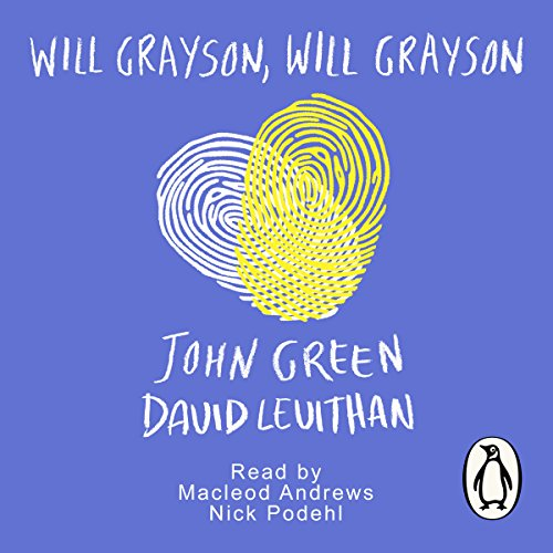 Will Grayson, Will Grayson cover art